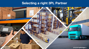 Selecting a right 3PL Partner