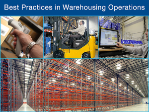 Best Practices in Warehousing Operations